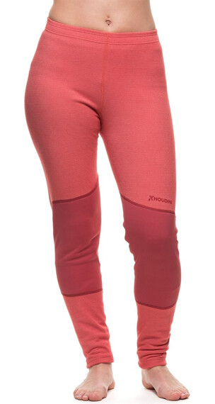 Houdini W's Alpha Long Johns Rowan Red/HAL Red
